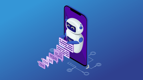 Enhancing CRM with a chatbot