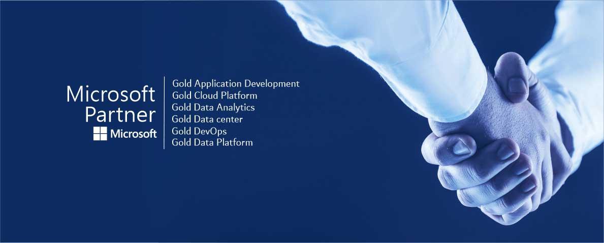 Microsoft Gold Data platform Competency