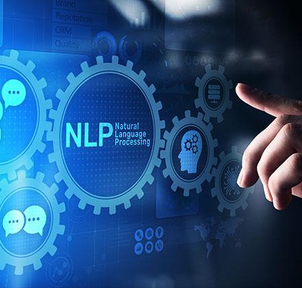 Natural Language Processing  ( NLP )