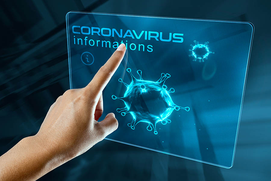 Cognitive AI for Coronavirus Information